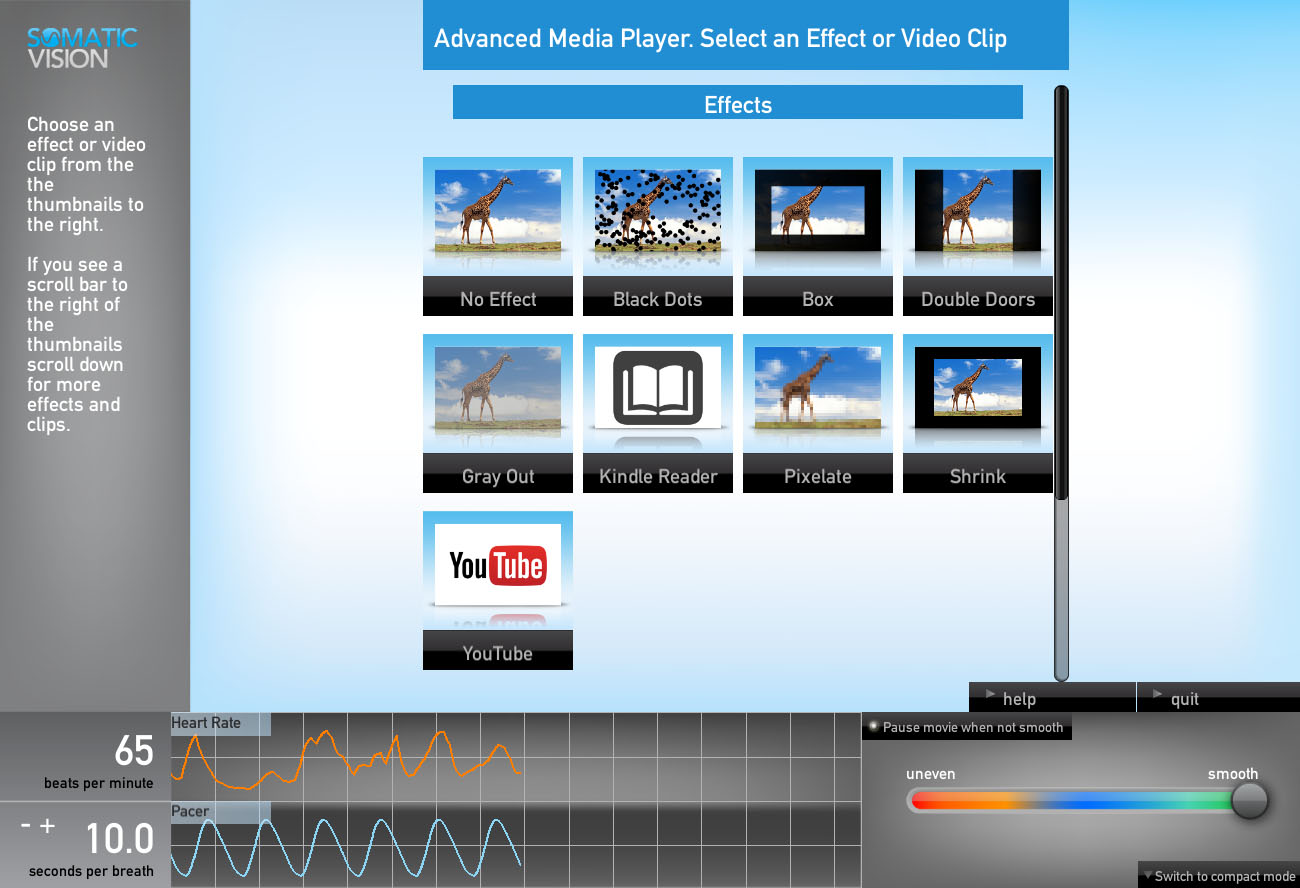 Advanced Media Player